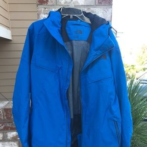 The North Face men's action sports/ mountain coat